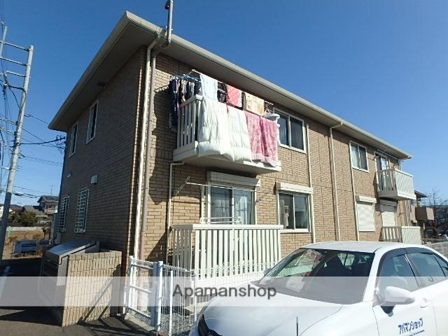 埼玉県さいたま市西区、日進駅徒歩17分の築9年 2階建の賃貸アパート