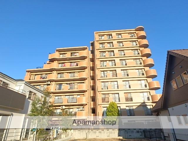 埼玉県さいたま市北区、日進駅徒歩12分の築18年 9階建の賃貸マンション