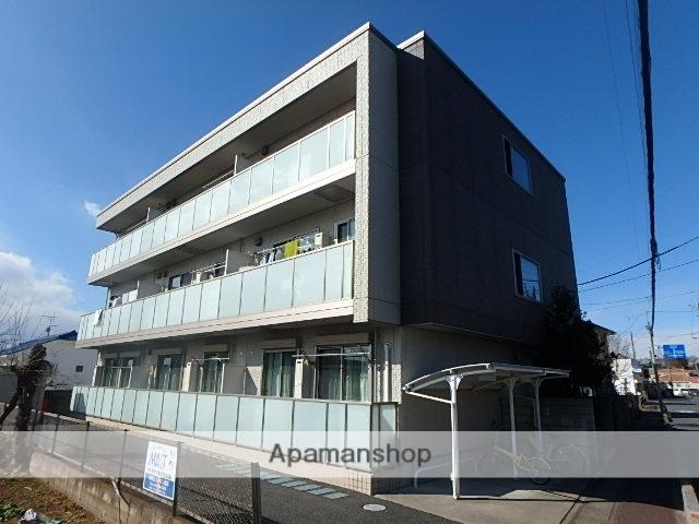 埼玉県さいたま市北区、宮原駅徒歩20分の築6年 3階建の賃貸アパート