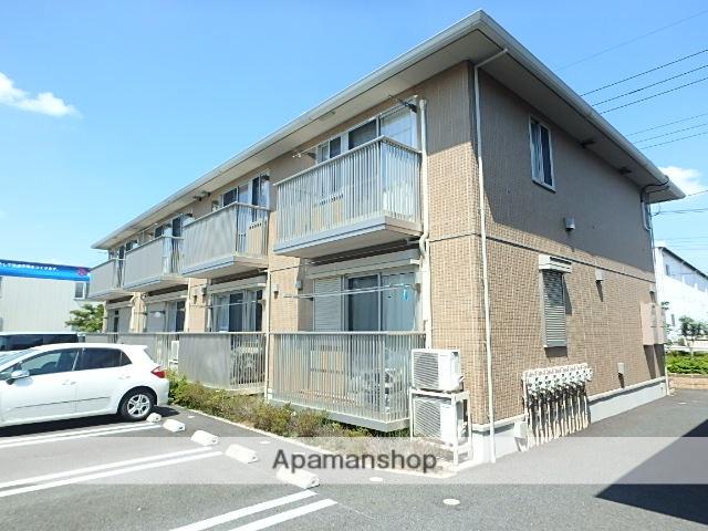 埼玉県さいたま市北区、宮原駅徒歩30分の築7年 2階建の賃貸アパート