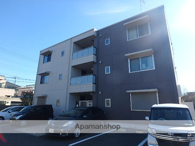 埼玉県さいたま市北区、宮原駅徒歩18分の築6年 3階建の賃貸マンション