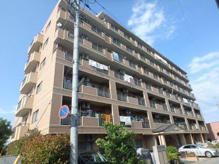 埼玉県さいたま市北区、宮原駅徒歩18分の築14年 7階建の賃貸マンション