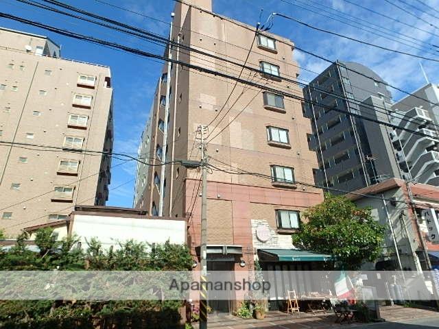 埼玉県さいたま市北区、日進駅徒歩13分の築15年 8階建の賃貸マンション