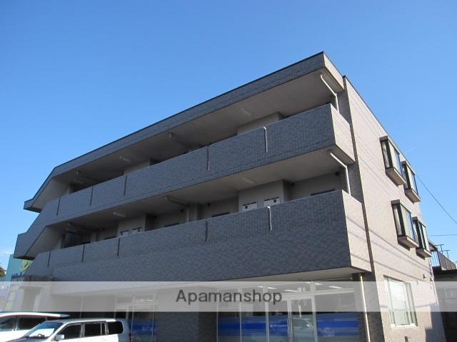 埼玉県さいたま市北区、宮原駅徒歩14分の築19年 3階建の賃貸マンション