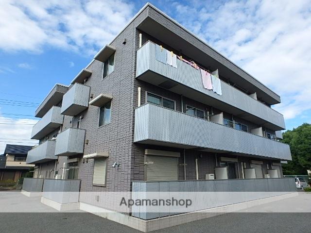 埼玉県さいたま市北区、宮原駅徒歩15分の築10年 3階建の賃貸マンション