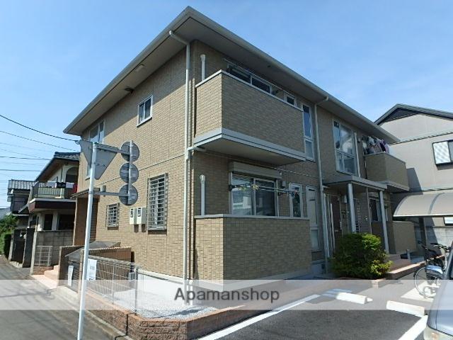 埼玉県さいたま市北区、宮原駅徒歩9分の築5年 2階建の賃貸アパート
