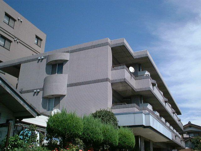 埼玉県さいたま市北区、日進駅徒歩12分の築25年 3階建の賃貸マンション