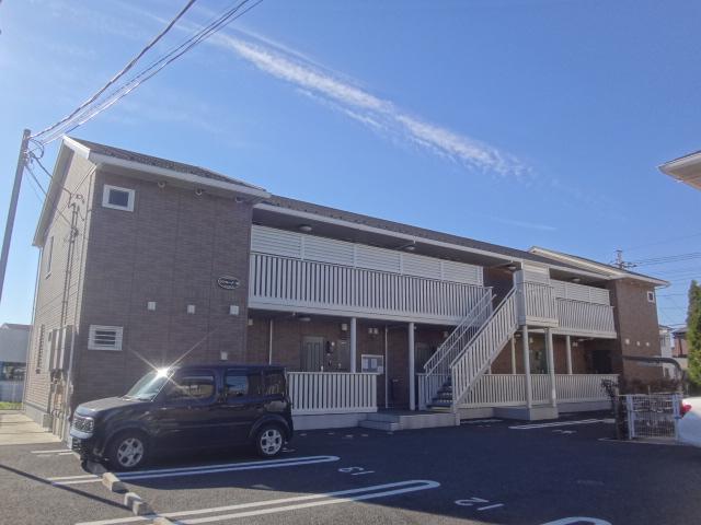 埼玉県さいたま市北区、宮原駅徒歩22分の築9年 2階建の賃貸アパート