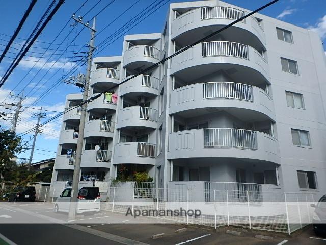 埼玉県さいたま市大宮区、大宮駅徒歩18分の築27年 5階建の賃貸マンション