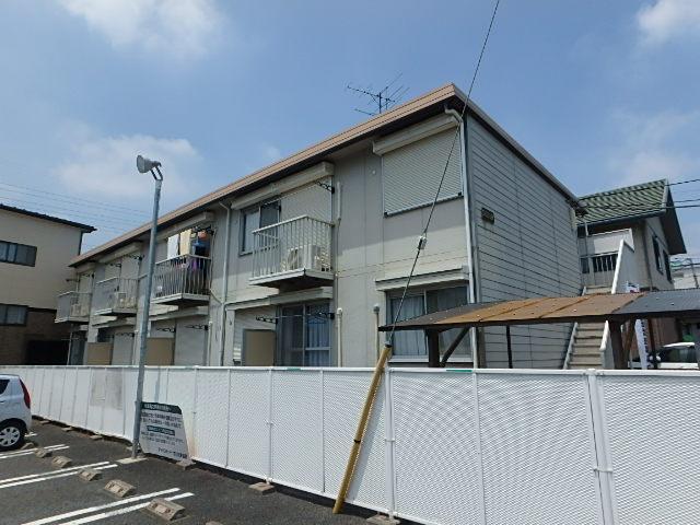 埼玉県さいたま市北区、宮原駅徒歩14分の築26年 2階建の賃貸アパート
