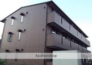 埼玉県さいたま市西区、指扇駅徒歩3分の築3年 3階建の賃貸アパート