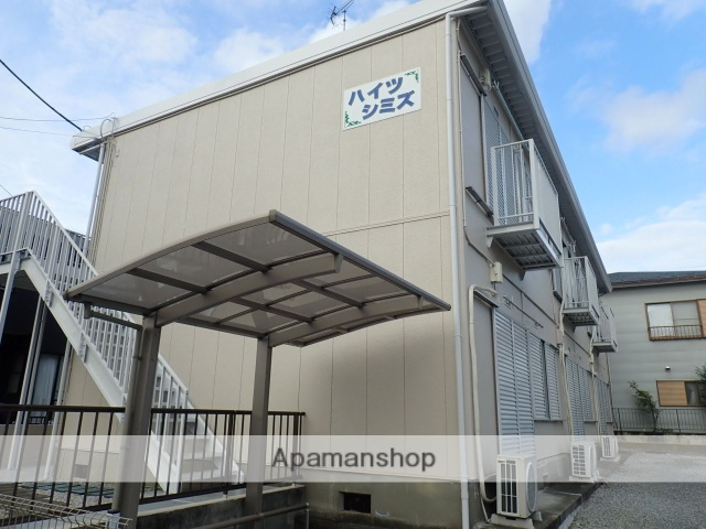 埼玉県さいたま市北区、宮原駅徒歩15分の築36年 2階建の賃貸アパート
