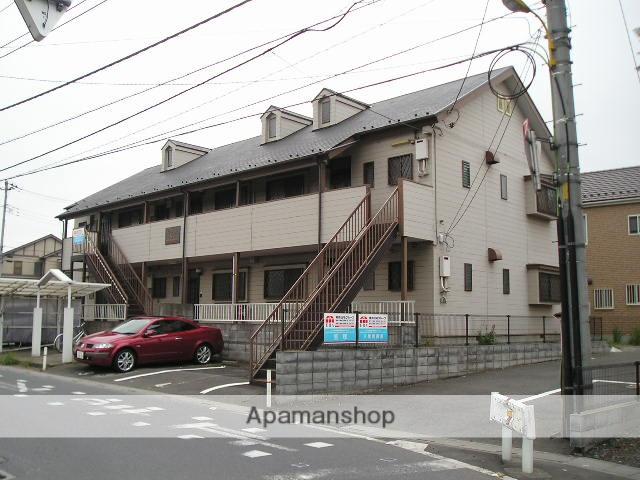 埼玉県上尾市、上尾駅徒歩18分の築25年 2階建の賃貸アパート