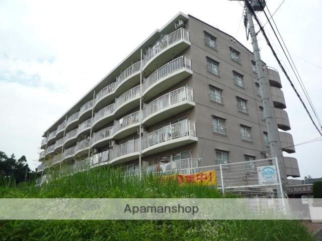 埼玉県上尾市、上尾駅徒歩8分の築22年 6階建の賃貸マンション