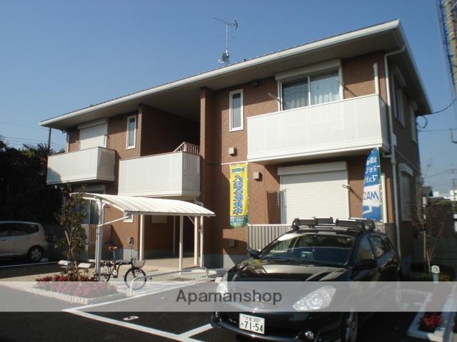 埼玉県さいたま市北区、宮原駅徒歩21分の築8年 2階建の賃貸アパート