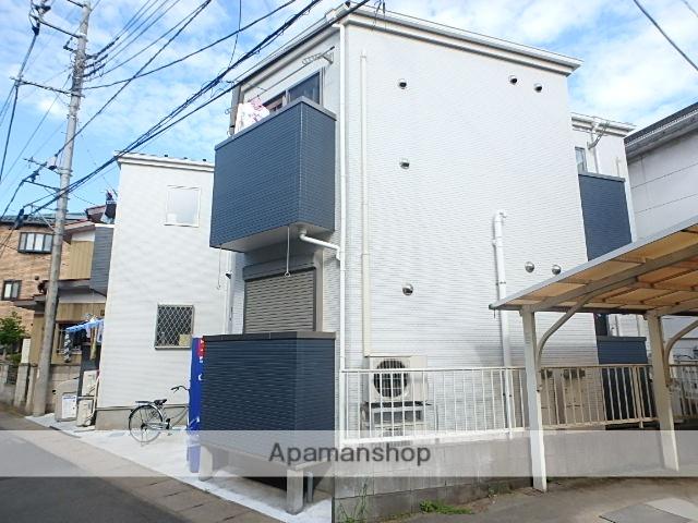 埼玉県さいたま市北区、日進駅徒歩20分の築1年 2階建の賃貸アパート