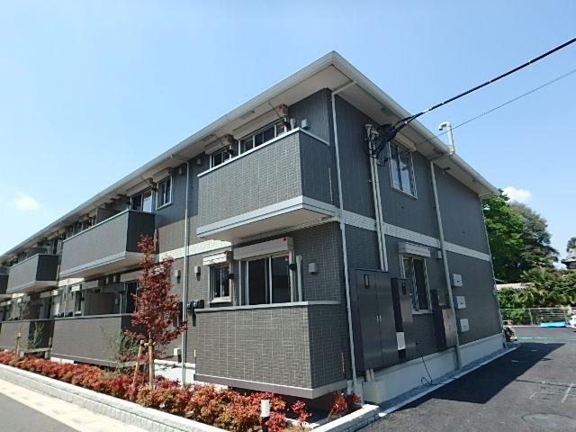 埼玉県さいたま市西区、指扇駅徒歩20分の築1年 2階建の賃貸アパート