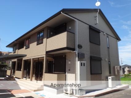 埼玉県さいたま市北区、今羽駅徒歩8分の築2年 2階建の賃貸アパート