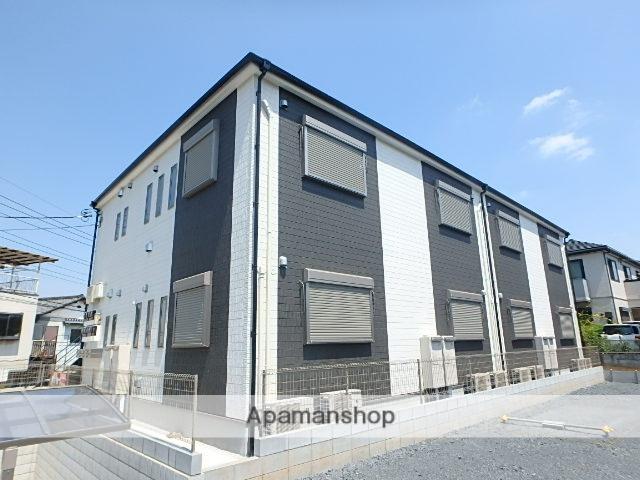 埼玉県さいたま市西区、指扇駅徒歩3分の築2年 2階建の賃貸アパート