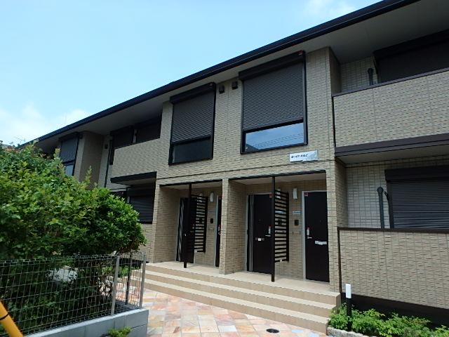 埼玉県さいたま市北区、宮原駅徒歩30分の築2年 2階建の賃貸アパート