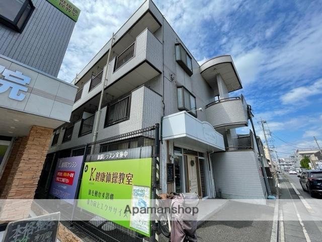 埼玉県さいたま市北区、宮原駅徒歩13分の築26年 3階建の賃貸マンション