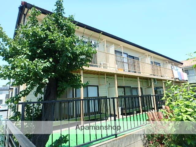 埼玉県さいたま市西区、日進駅徒歩26分の築25年 2階建の賃貸アパート