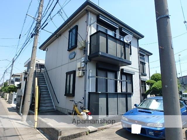 埼玉県さいたま市北区、宮原駅徒歩9分の築19年 2階建の賃貸アパート