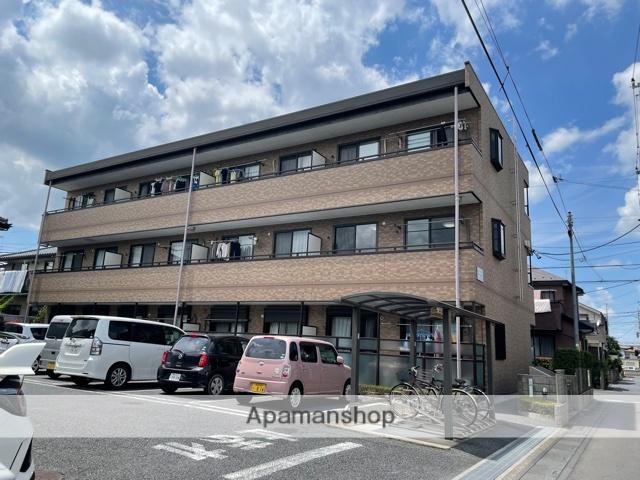 埼玉県さいたま市北区、日進駅徒歩25分の築11年 3階建の賃貸マンション
