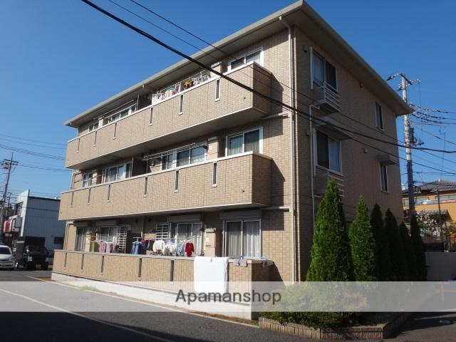 埼玉県さいたま市西区、指扇駅徒歩5分の築9年 3階建の賃貸アパート