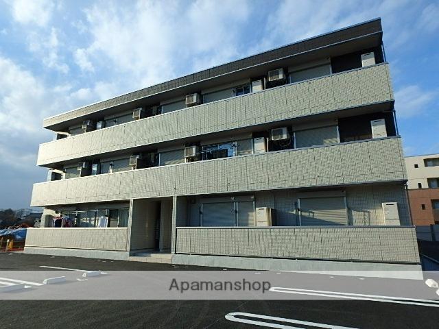 埼玉県さいたま市西区、西大宮駅徒歩4分の新築 3階建の賃貸アパート