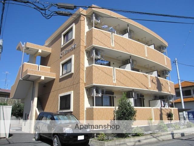 埼玉県さいたま市北区、宮原駅徒歩20分の築7年 3階建の賃貸マンション