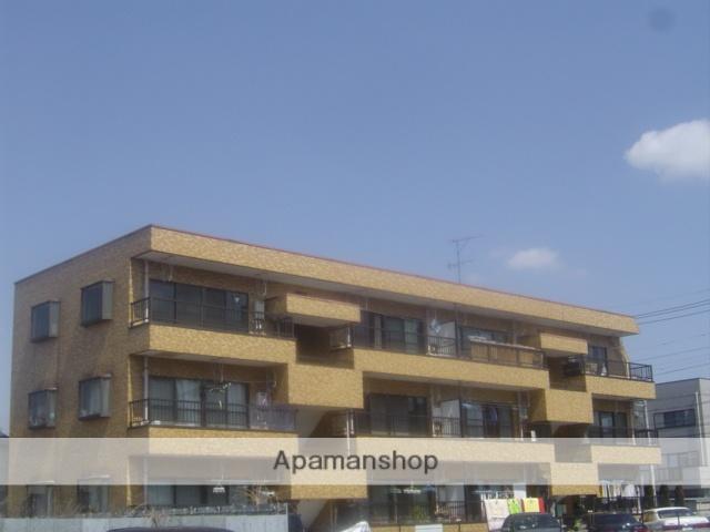 埼玉県さいたま市北区、日進駅徒歩10分の築29年 3階建の賃貸マンション