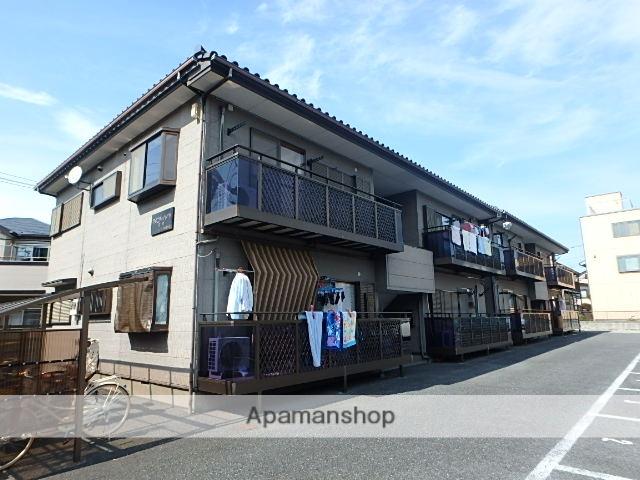 埼玉県さいたま市北区、宮原駅徒歩12分の築17年 2階建の賃貸アパート