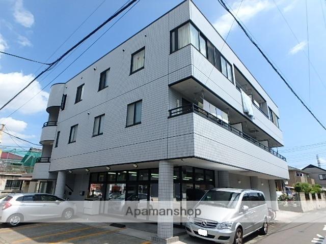 埼玉県さいたま市北区、宮原駅徒歩9分の築21年 3階建の賃貸マンション