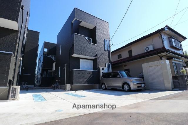 埼玉県さいたま市北区、東大宮駅徒歩24分の新築 2階建の賃貸アパート