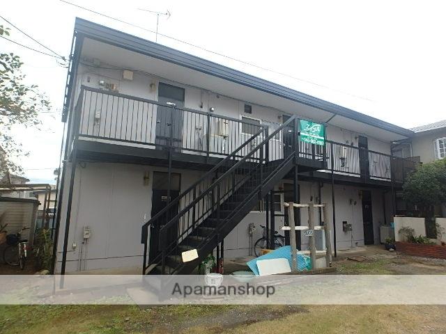 埼玉県さいたま市北区、宮原駅徒歩27分の築40年 2階建の賃貸アパート