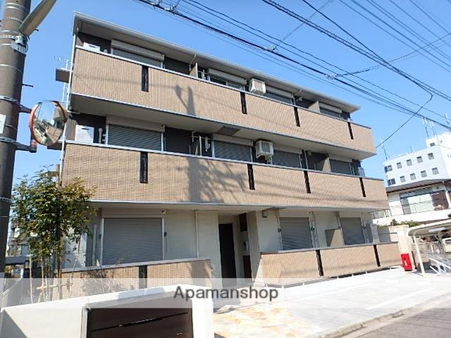 埼玉県さいたま市北区、土呂駅徒歩20分の築1年 3階建の賃貸アパート
