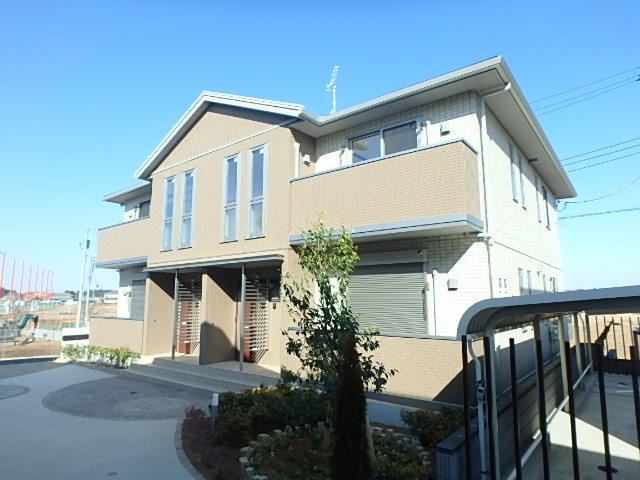 埼玉県さいたま市西区、西大宮駅徒歩14分の新築 2階建の賃貸アパート