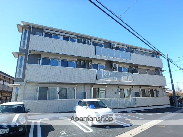 埼玉県さいたま市西区、指扇駅徒歩23分の新築 3階建の賃貸アパート