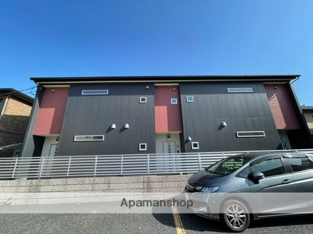 埼玉県さいたま市北区、宮原駅徒歩5分の新築 2階建の賃貸テラスハウス