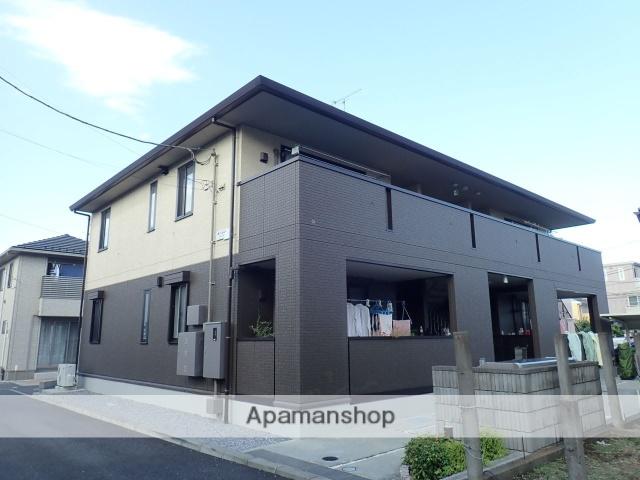埼玉県さいたま市北区、日進駅徒歩22分の新築 2階建の賃貸アパート