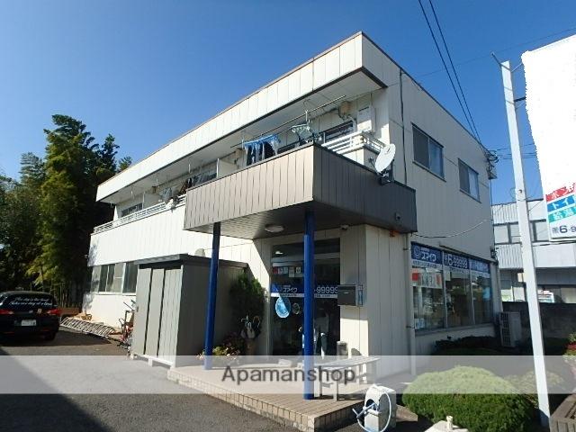 埼玉県さいたま市北区、宮原駅徒歩23分の築33年 2階建の賃貸マンション
