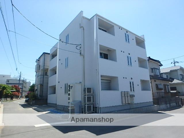 埼玉県さいたま市北区、宮原駅徒歩13分の新築 3階建の賃貸アパート