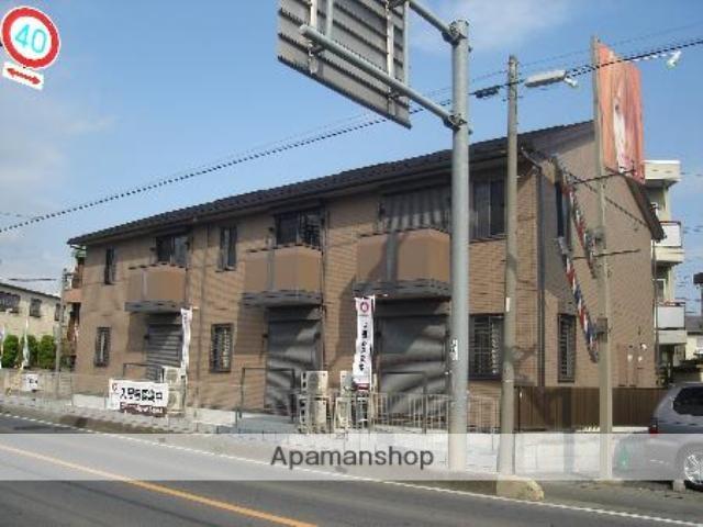 埼玉県さいたま市西区、指扇駅徒歩4分の築7年 2階建の賃貸アパート