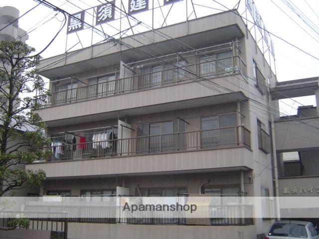 埼玉県さいたま市北区、日進駅徒歩9分の築33年 3階建の賃貸マンション