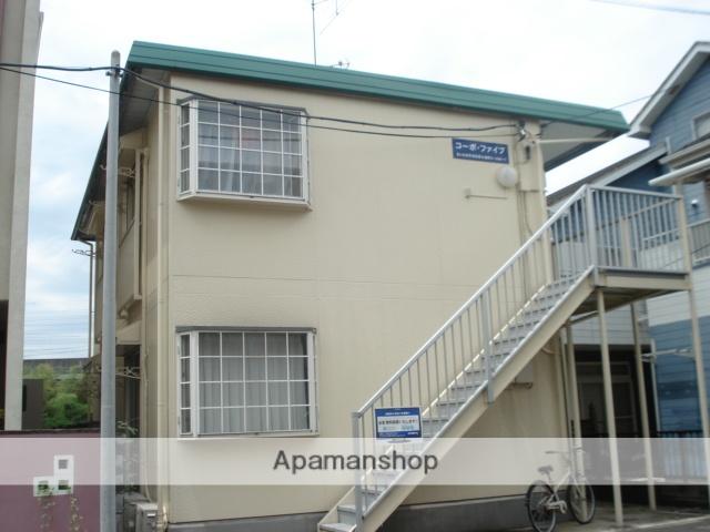 埼玉県さいたま市北区、土呂駅徒歩20分の築27年 2階建の賃貸アパート