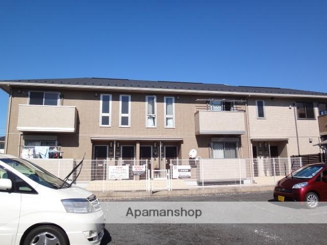 埼玉県さいたま市北区、宮原駅徒歩25分の築7年 2階建の賃貸アパート