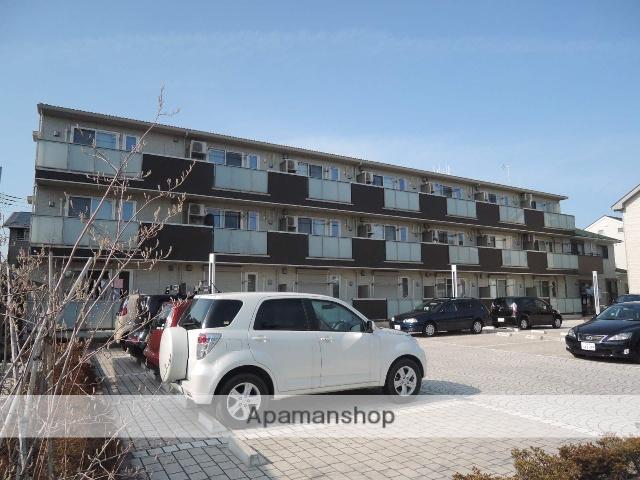 埼玉県さいたま市西区、指扇駅徒歩24分の築6年 3階建の賃貸アパート