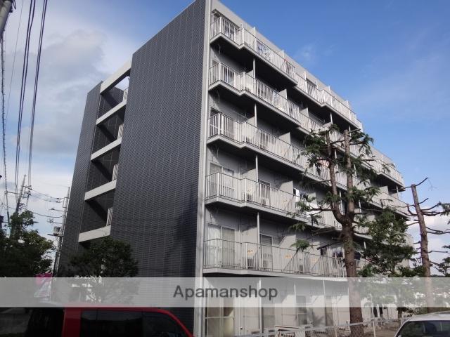 埼玉県さいたま市北区、今羽駅徒歩11分の築21年 6階建の賃貸マンション