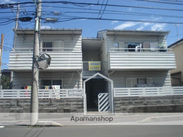 埼玉県さいたま市北区、土呂駅徒歩19分の築25年 2階建の賃貸アパート